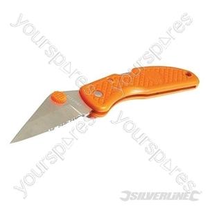 Hi-Vis Easy Open Knife - 58mm