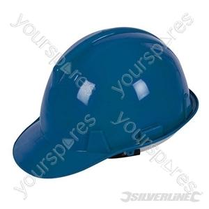 Safety Hard Hat - Blue