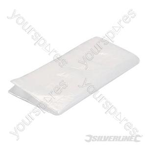 Polythene Dust Sheet - 3.6 x 2.7m (12' x 9') Approx