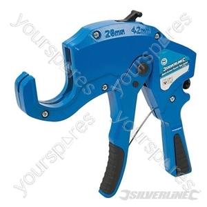 Quick-Action Plastic Pipe Cutter - 42mm