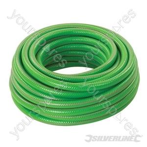 Reinforced PVC Hose - 15m