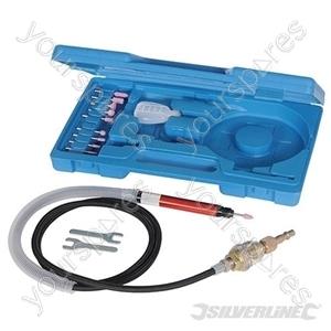 Air Micro Grinder Kit - 90psi