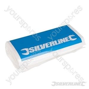 Silverline Carrier Bags 125pk - 125pk