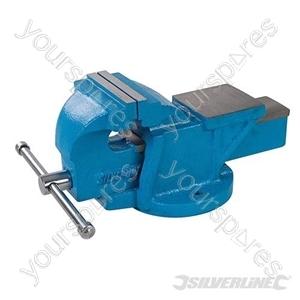 """Engineers Workshop Vice 100mm (4"""") - Jaw Capacity 135mm / 8kg"""