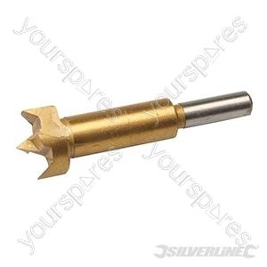 Titanium-Coated Forstner Bit - 26mm