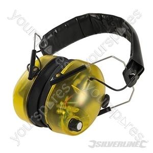Electronic Ear Defenders SNR 30dB - SNR 30dB