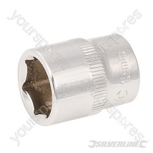 "Socket 3/8"" Drive 6pt Metric - 15mm"