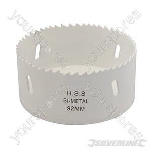 Bi-Metal Holesaw - 92mm