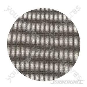 Hook & Loop Mesh Discs 150mm 10pk - 40 Grit