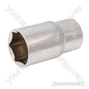 "Deep Socket 1/2"" Drive 6pt Metric - 32mm"