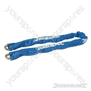 Sleeved High Security Chain - 1200mm