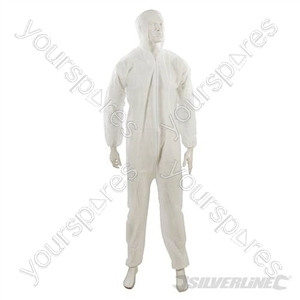 """Disposable Overall - XXL 146cm (58"""")"""