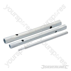 Monobloc Back Nut Tap Spanner 3pce - 9/11 & 12/13mm