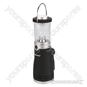 LED Wind-Up Lantern - 4 LED