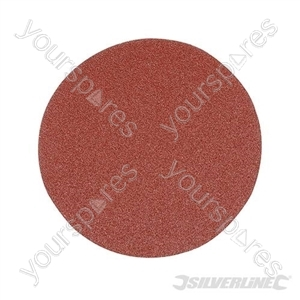Hook & Loop Discs 125mm 10pk - 125mm 80 Grit