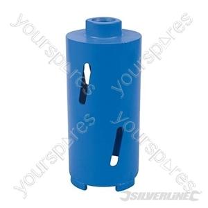 Diamond Core Drill Bit - 78 x 150mm