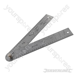 Easy Angle Protractor Rule - 600mm