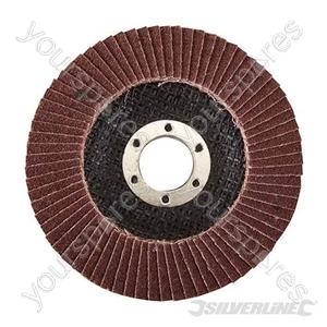 Aluminium Oxide Flap Disc - 115mm 80 Grit