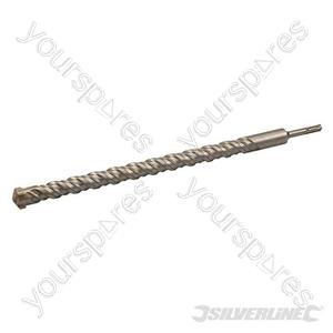 SDS Plus Crosshead Drill Bit - 30 x 460mm