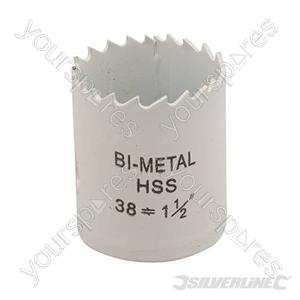Bi-Metal Holesaw - 38mm