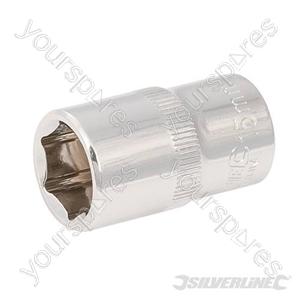 "Socket 1/2"" Drive 6pt Metric - 15mm"