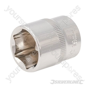 "Socket 3/8"" Drive 6pt Metric - 19mm"