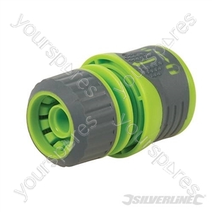 "Soft-Grip Hose Quick Connector - 1/2"" Female"