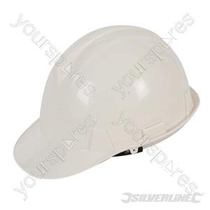 Safety Hard Hat - White