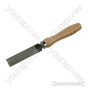 Diamond Feather Edge File - 85mm Blade