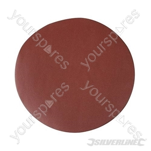 Hook & Loop Discs 180mm 10pk - 180mm 400 Grit