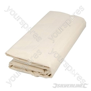 Premium Coated Dust Sheet - 3.6 x 2.7m (12' x 9') Approx