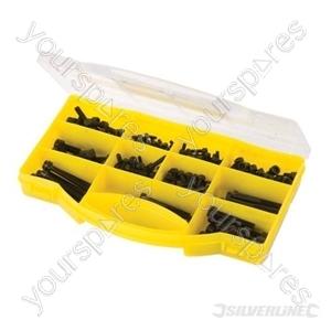 Metric Cap Screws Pack - 250pce