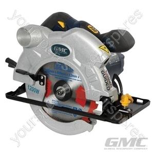 1200W Circular Saw 165mm - LS1200