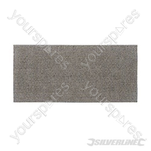 Mesh Sheets 93 x 230mm 10pk - 40 Grit