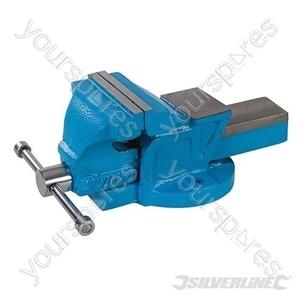 """Engineers Workshop Vice 100mm (4"""") - Jaw Capacity 100mm  / 5kg"""