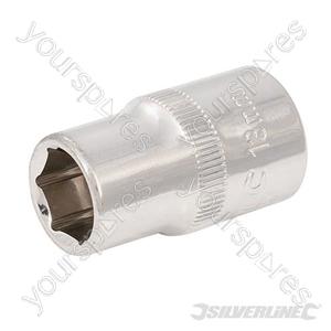 "Socket 1/2"" Drive 6pt Metric - 13mm"