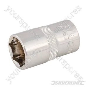 "Socket 1/2"" Drive 6pt Imperial - 5/8"""