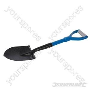 Fibreglass Round Head Micro Shovel - 705mm