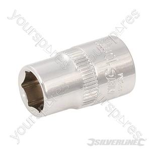 "Socket 3/8"" Drive 6pt Metric - 10mm"