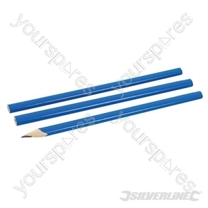 Carpenters Pencils 3pk - 3pk