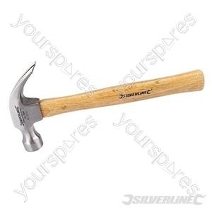Hardwood Claw Hammer - 24oz (680g)