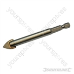 Tile & Glass Drill Bit Hex Shank - 12mm