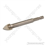 Tile & Glass Drill Bit Hex Shank - 14mm