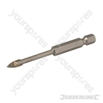 Tile & Glass Drill Bit Hex Shank - 5mm