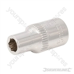 "Socket 1/4"" Drive 6pt Metric - 5mm"