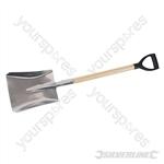 Aluminium Shovel - 1030mm