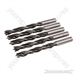 Lip & Spur Drill Bits - 10mm 5pk