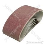 Sanding Belts 75 x 457mm 5pk - 60 Grit