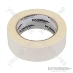 Low Tack Masking Tape - 38mm x 50m