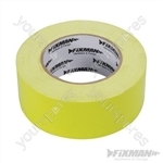 Heavy Duty Duct Tape Hi-Vis - 50mm x 50m
